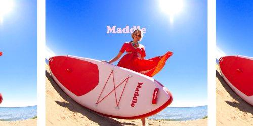 Maddle : des planches gonflables pour naviguer avec style