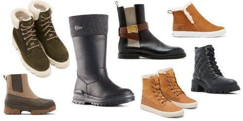 Shopping : 30 paires de bottes pour être prête pour l'hiver