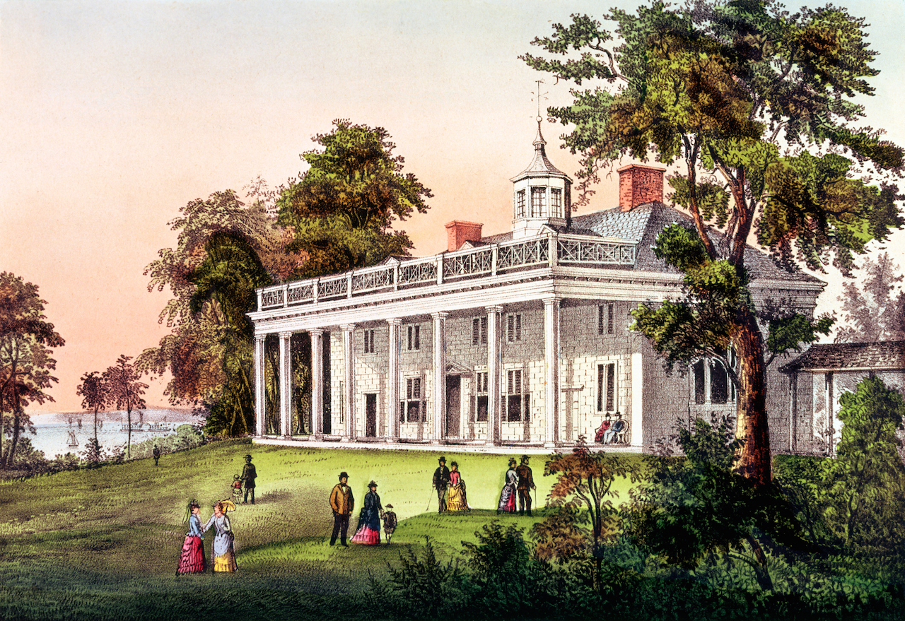 George washington report builder for George washington plantation