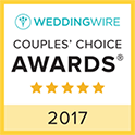 Rosie Cheeks Photography 2017 Couples Choice Award Winner