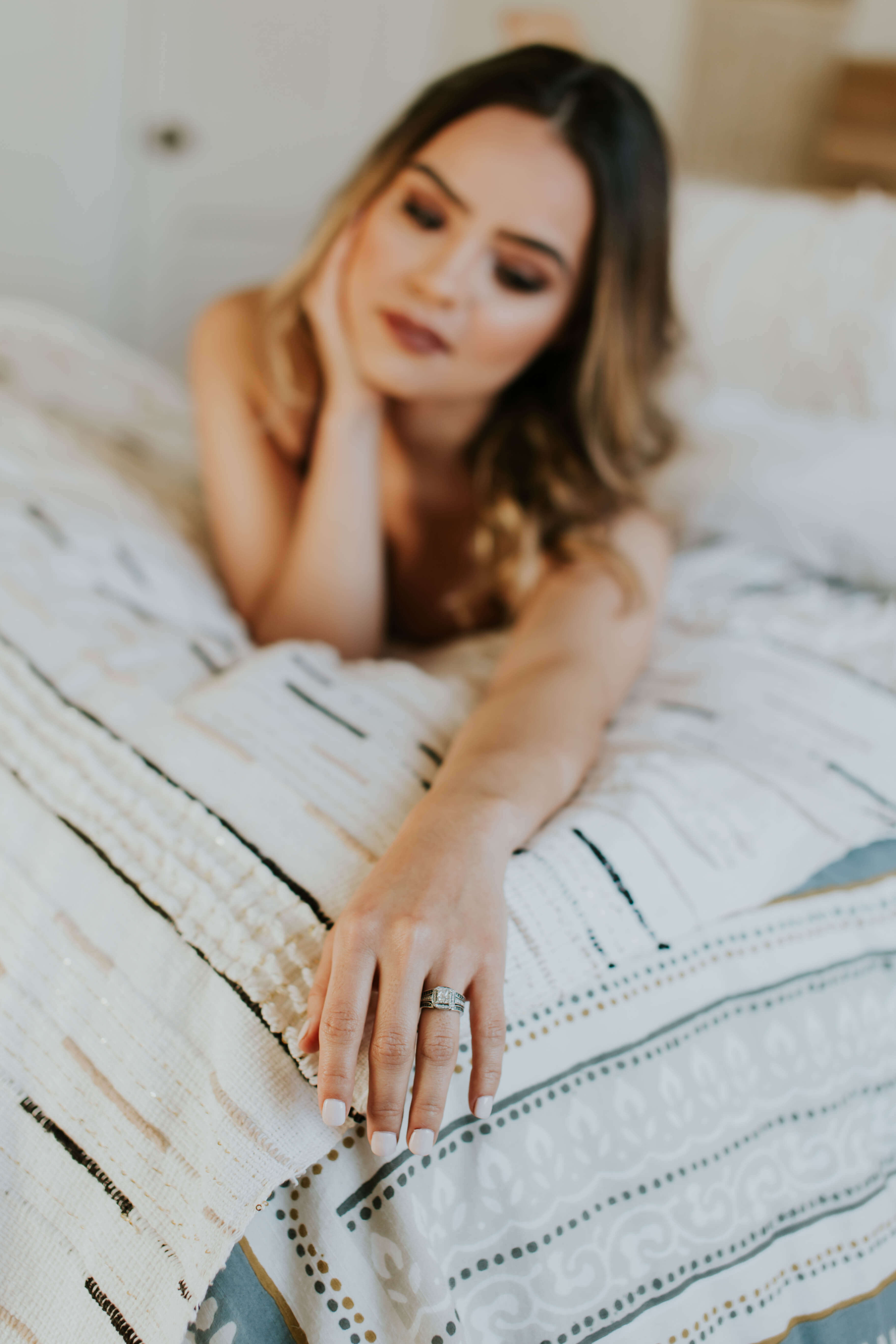 boudoir photography okc - maternity photography okc