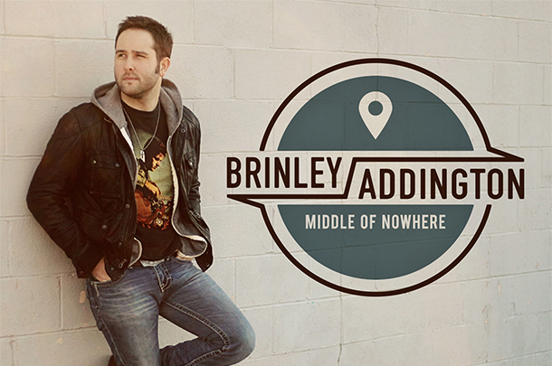 "Brinley Addington - ""Middle Of Nowhere"""