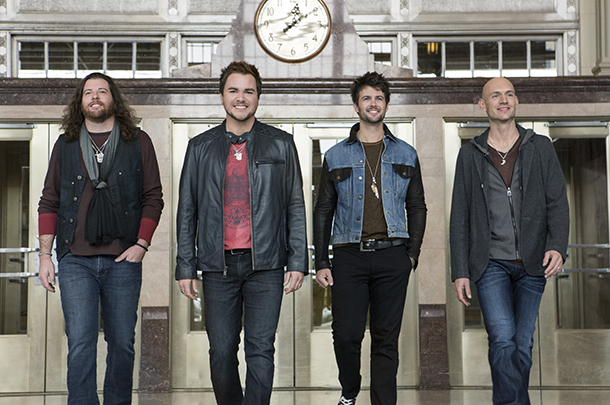 Eli Young Band to Headline Winter Tour