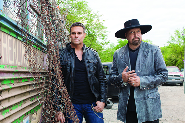 "Montgomery Gentry Release New Single ""Folks Like Us"""