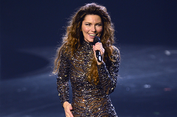 Shania Twain's Vegas Show To Air On ABC