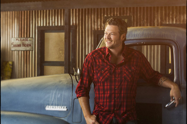 "Blake Shelton (and Ashley Monroe) - ""Lonely Tonight"""