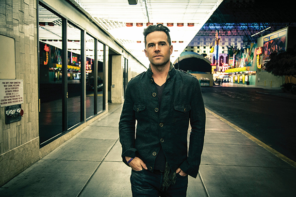 "David Nail Lands on ""Best Of 2014"" List With ""I'm A Fire"" Album"