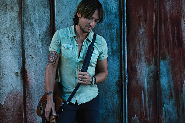 Keith Urban To Be Honored By The Recording Academy