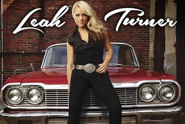 "Leah Turner - ""My Finger"""