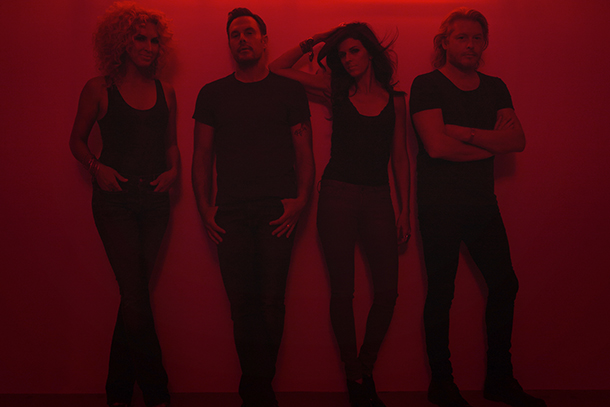 "Little Big Town ""Pain Killer"" Tracklist & Cover Art"