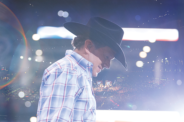 "George Strait ""The Cowboy Rides Away"" Live Tracklist & Cover Art"