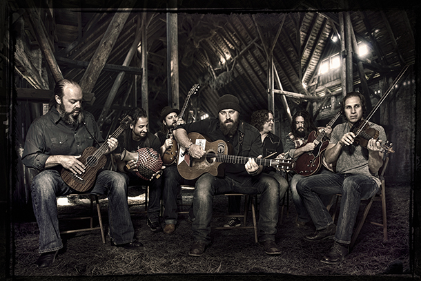 "Zac Brown Band ""Greatest Hits So Far"" Tracklist & Cover Art"