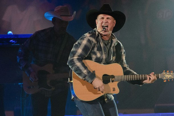 "Garth Brooks - ""All-American Kid"""