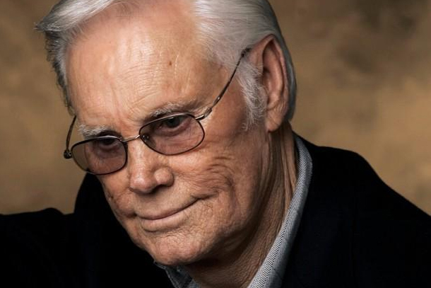 George Jones Charts With Moonshine Whiskey