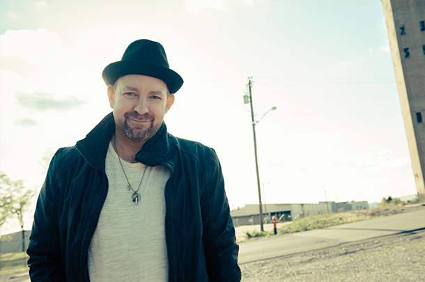 "Kristian Bush ""Southern Gravity"" Tracklist & Cover Art"