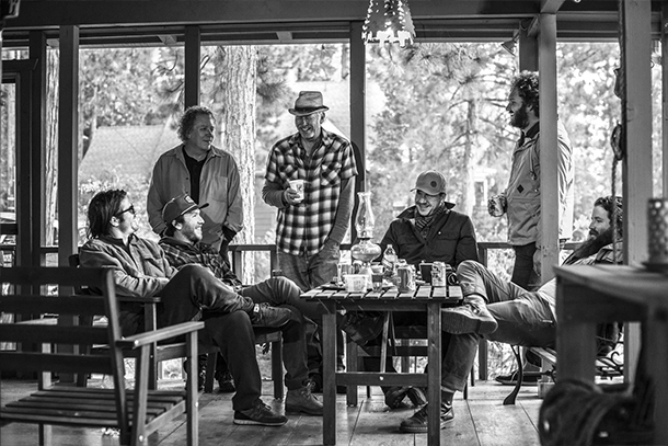 Moonsville Collective Signs With Rock Ridge