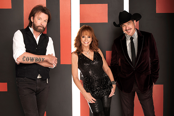 Reba, Brooks & Dunn Team Up For Vegas Residency