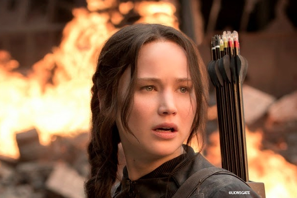 "Jennifer Lawrence  - ""The Hanging Tree"""