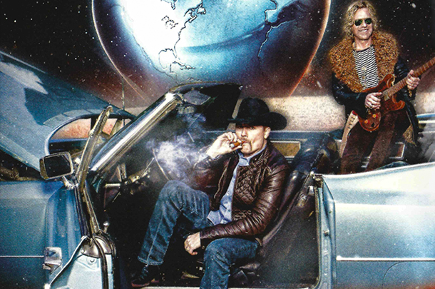 "Big and Rich Premieres ""Gravity Quadrilogy"" Video"
