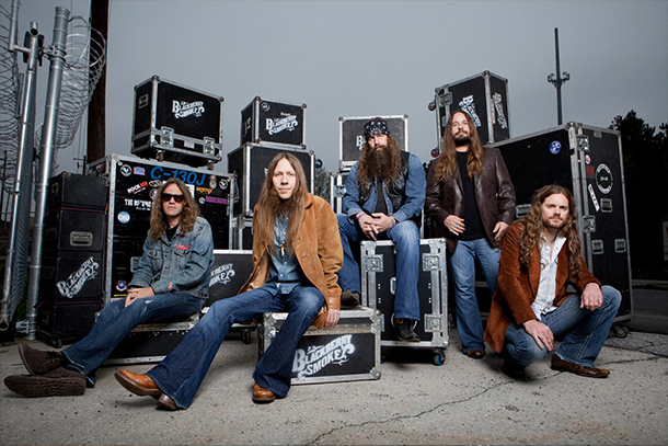 "Blackberry Smoke - ""Living In The Song"""