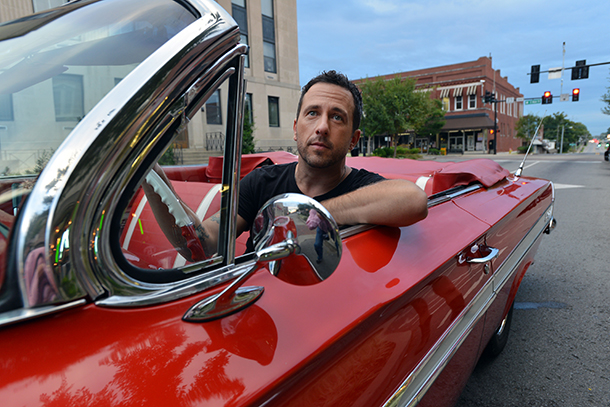 "Will Hoge ""Small Town Dreams"" Tracklist & Cover Art"