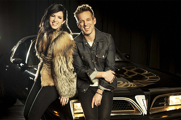 "Thompson Square Returns with ""Racy"" New Single"