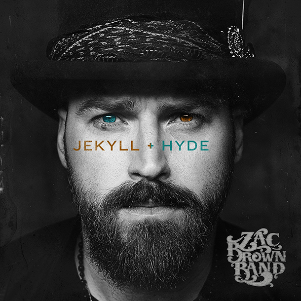 Zac Brown Band Jekyll Hyde Tracklist Amp Cover Art