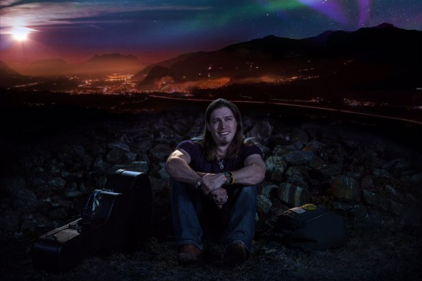 """Jason Michael Carroll """"What Color Is Your Sky"""" Tracklist & Cover Art"""
