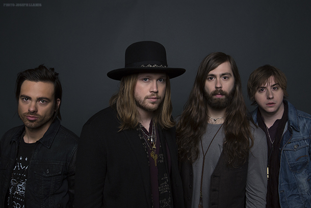 A Thousand Horses Score First Top 10 Single