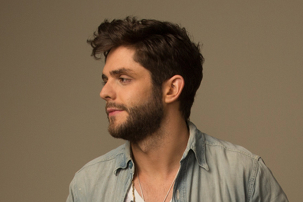 "Thomas Rhett - ""Die A Happy Man"""