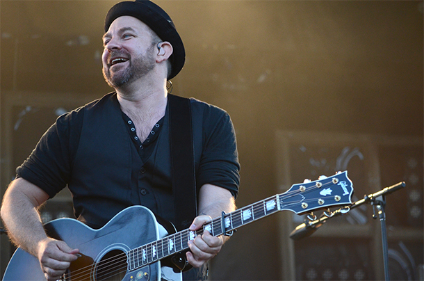 "Kristian Bush Lets Sparks Fly With ""Light Me Up"""