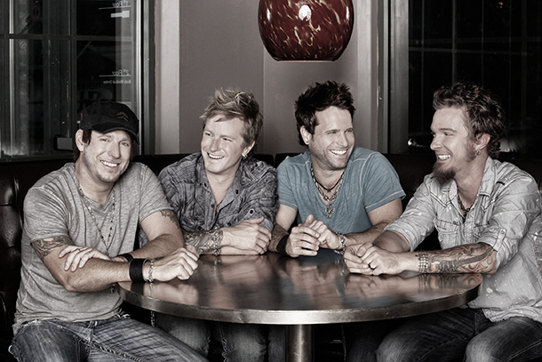 "Parmalee Release New Single ""Be Alright"" To Radio"