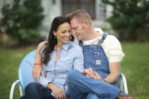 Joey + Rory Face Cancer Head On