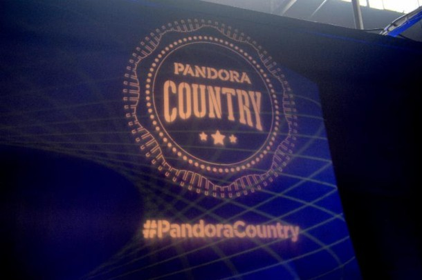 Pandora Country Kicks Off Busy Week