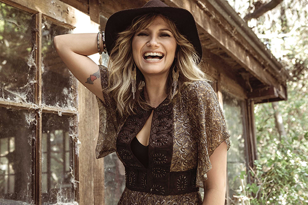 "Jennifer Nettles - ""Sugar"""