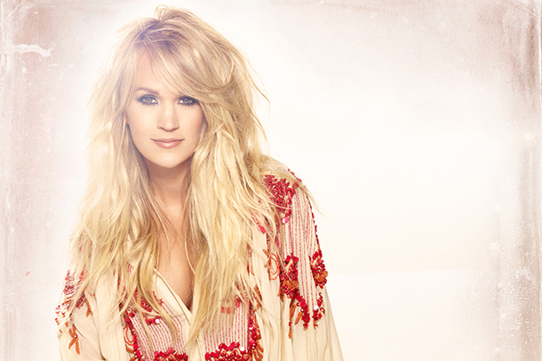 "Carrie Underwood ""Storyteller"" Tracklist & Cover Art"