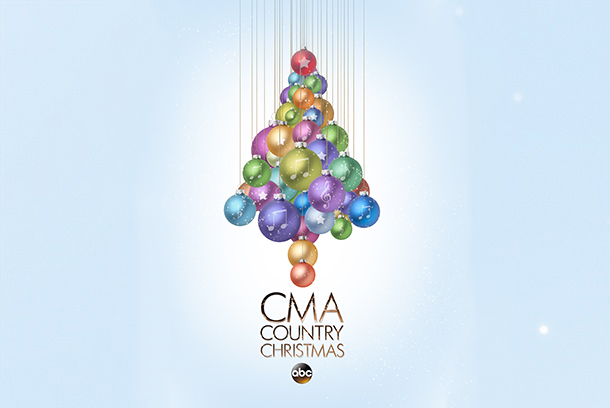 CMA Country Christmas Will Air on ABC Network in 2015