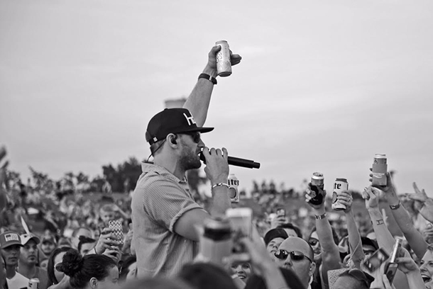 Chase Rice Returns To Roots With Weekend Festival Performance