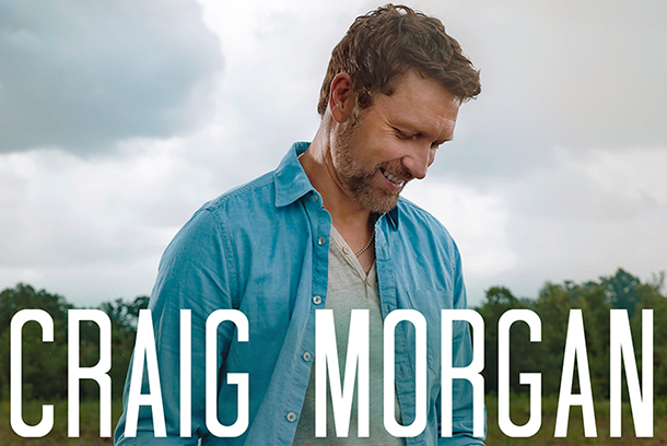 "Craig Morgan releases New Single ""When I'm Gone"""