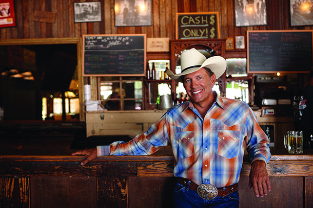 "George Strait - ""Cold Beer Conversation"""