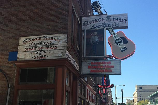 George Strait Pop-up Store Opens In Nashville