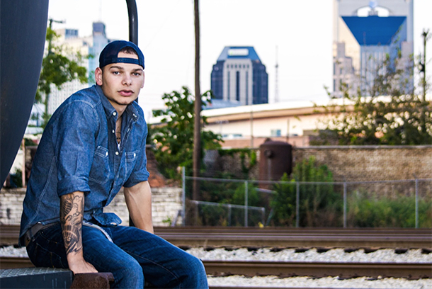"Kane Brown - ""Used To Love You Sober"""