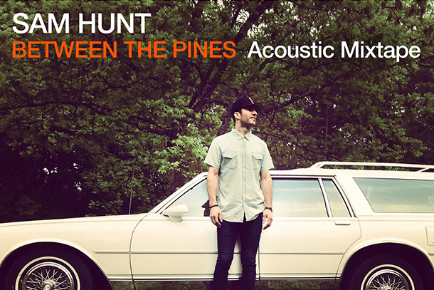 "Sam Hunt Releases ""Between The Pines"" To Celebrate Year of Success"