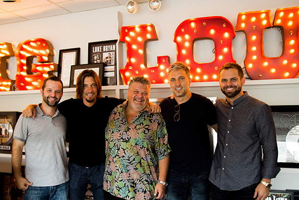 The Warren Brothers Inks New Co-Publishing Deal With Big Loud Shirt