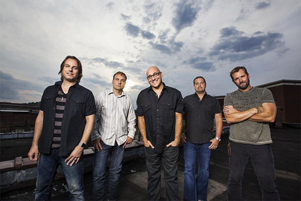 "Sister Hazel ""Lighter In The Dark"" Tracklist and Cover Art"