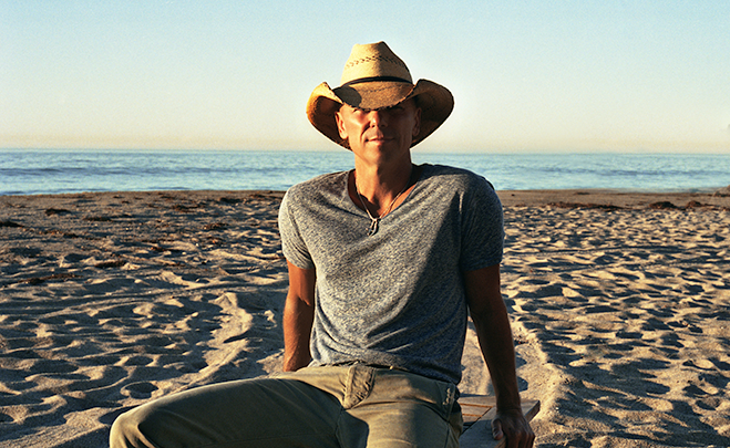 "Album Review: Kenny Chesney - ""Songs For The Saints"""