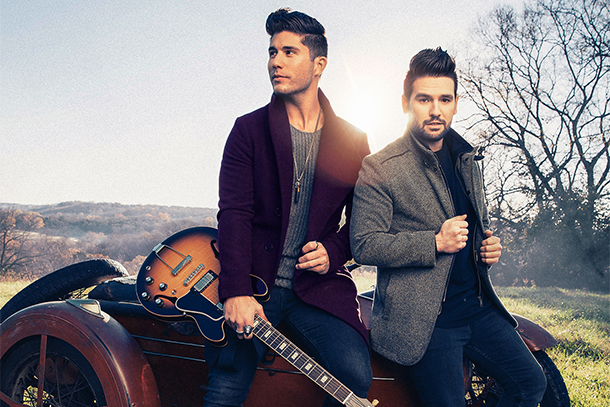 "Dan + Shay Drop Gauntlet With New Single ""How Not To"""