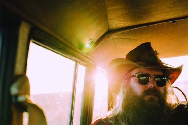 Chris Stapleton Postpones Tour Because Of Broken Finger