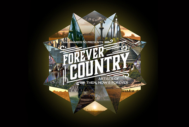 "Artists of Then, Now & Forever - ""Forever Country"""