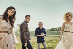 Little Big Town Celebrates #1 Today As